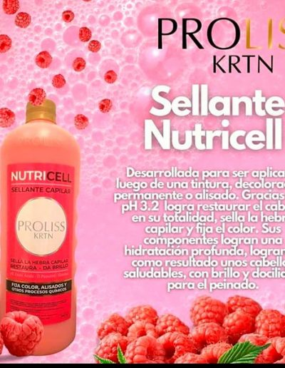 Sellante nutricell