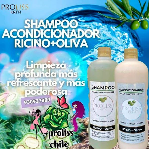 Shampoo acondicionado